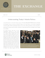 The Exchange, Fall 2017 - The Murphy Institute