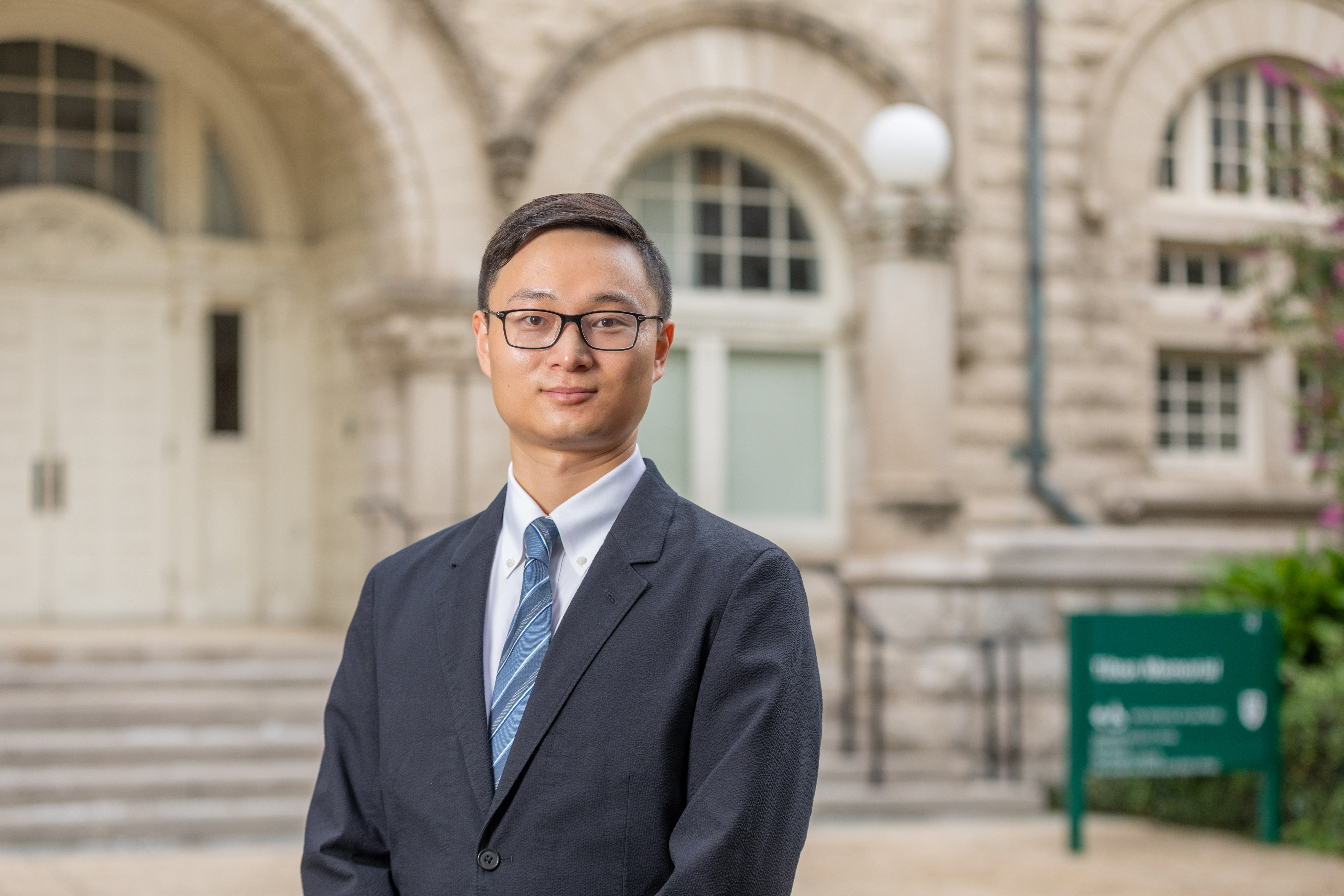 Xuanhao He, Postdoctoral Fellow