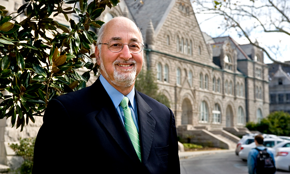 Steven M. Sheffrin, Director Of The Murphy Institute and Professor Of Economics